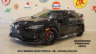 2017 Honda Civic Type R Touring 6 SPD,NAV,BACK-UP CAM,20'S,9K,WE FINANCE in Carrollton, TX 75006