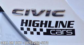 2017 Honda Civic LX-P Waterbury, Connecticut 11