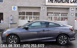 2017 Honda Civic LX Waterbury, Connecticut 1