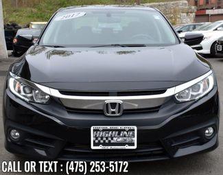 2017 Honda Civic EX-L Waterbury, Connecticut 7