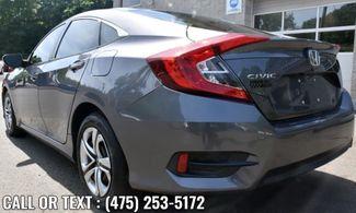 2017 Honda Civic LX Waterbury, Connecticut 2