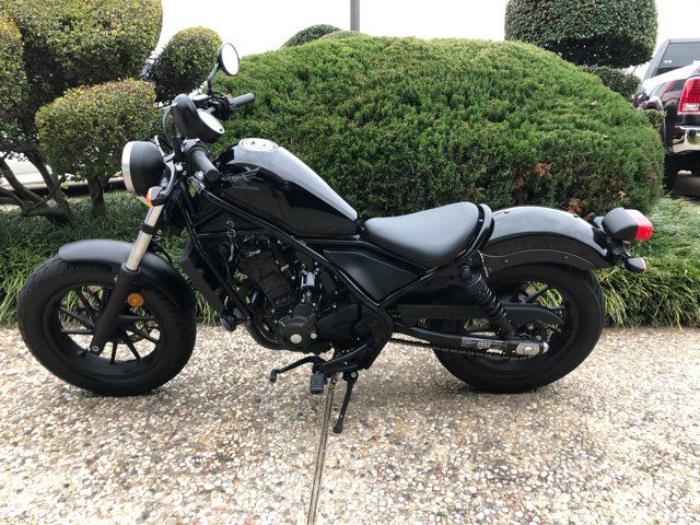 2017 Honda CMX300A Rebel (ABS) ** ONLY 1612 MILES** in McKinney, TX 75070