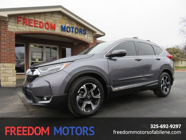 2017 Honda CR-V Touring | Abilene, Texas | Freedom Motors  in Abilene,Tx Texas