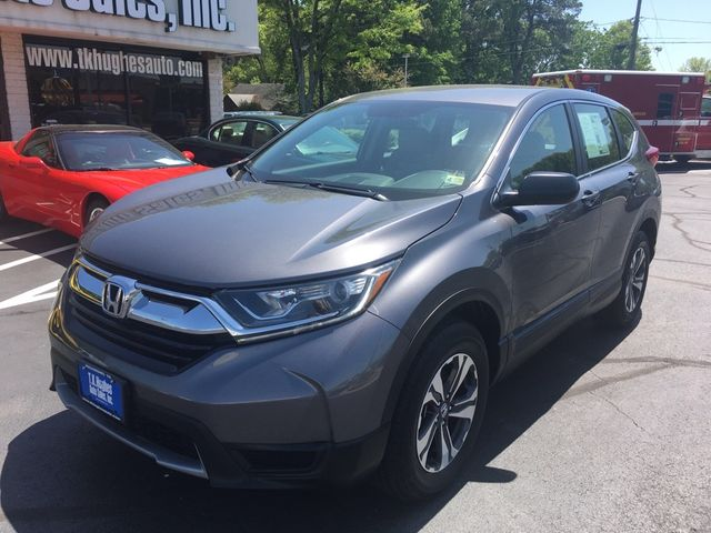2017 Honda CR-V AWD LX in Richmond, VA, VA 23227
