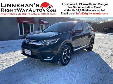 2017 Honda CR-V Touring in Bangor