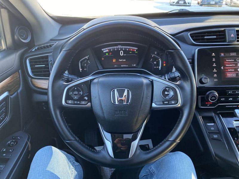 2017 Honda CR-V Touring  in Bangor, ME