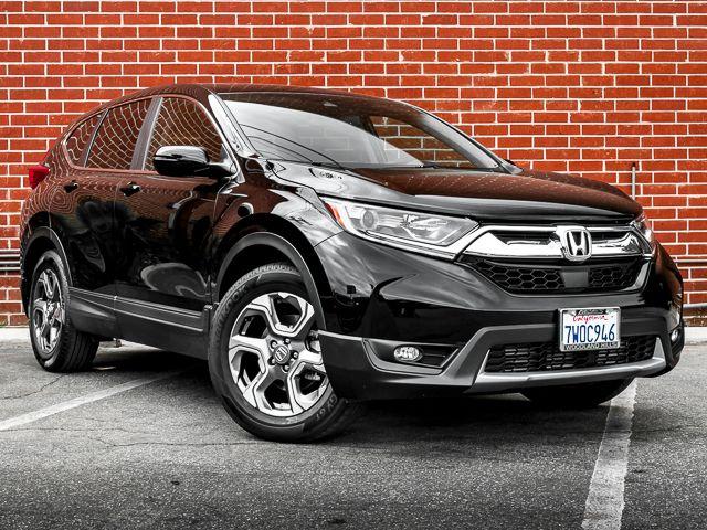 2017 Honda CR-V EX-L Burbank, CA 1
