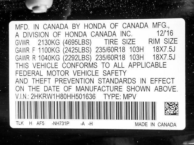 2017 Honda CR-V EX-L Burbank, CA 30