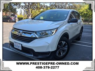 2017 Honda CR-V LX in Campbell, CA 95008