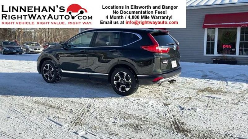 2017 Honda CR-V Touring  in Bangor, ME