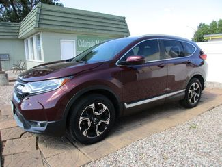 2017 Honda CR-V Touring in Fort Collins, CO 80524