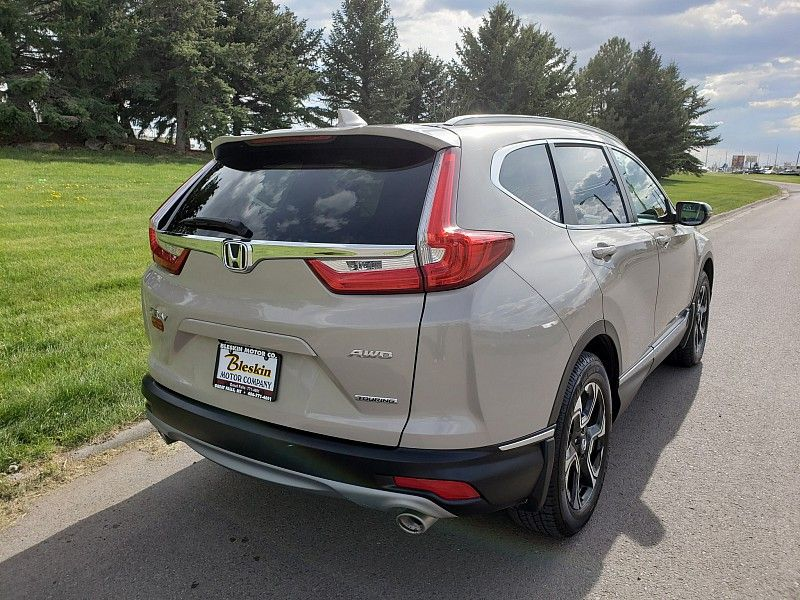 2017 Honda CR-V Touring  city MT  Bleskin Motor Company   in Great Falls, MT