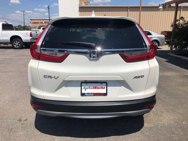 2017 Honda CR-V EX-L W/ NAVIGATION in Marble Falls, TX 78654