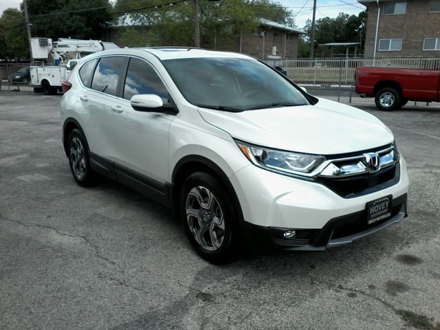 2017 Honda CR-V EX San Antonio, Texas 4