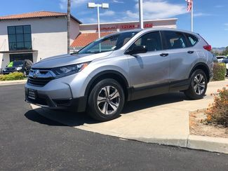 2017 Honda CR-V LX   San Luis Obispo, CA   Auto Park Sales & Service in San Luis Obispo CA