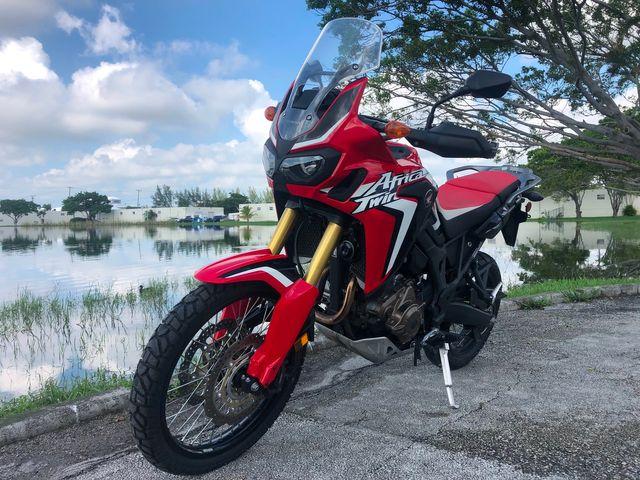2017 Honda CRF1000A in Dania Beach , Florida 33004