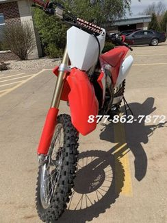2017 Honda CRF450R CRF450R in Chicago, Illinois 60555