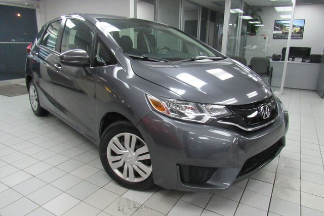 2017 Honda Fit LX W/ BACK UP CAM Chicago, Illinois 0