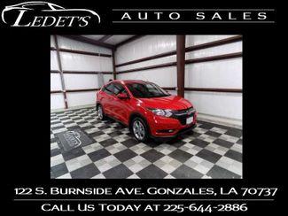 2017 Honda HR-V EX-L Navi - Ledet's Auto Sales Gonzales_state_zip in Gonzales