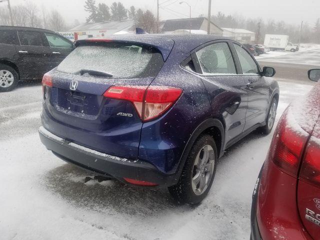 2017 Honda HR-V LX Newport, VT 1