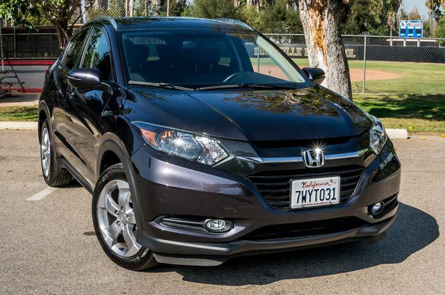 2017 Honda HR-V EX-L Navi Reseda, CA 46