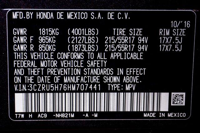 2017 Honda HR-V EX-L Navi Reseda, CA 43