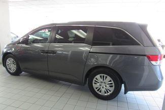 2017 Honda Odyssey LX W/ BACK UP CAM Chicago, Illinois 3