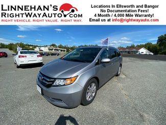 2017 Honda Odyssey EX-L in Bangor, ME 04401