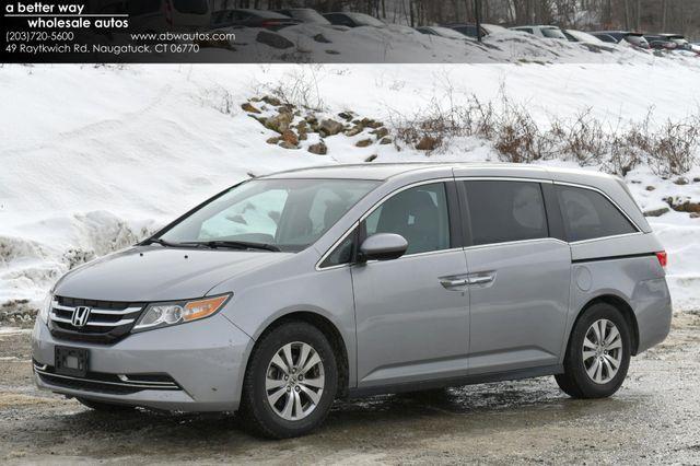 2017 Honda Odyssey EX Naugatuck, Connecticut