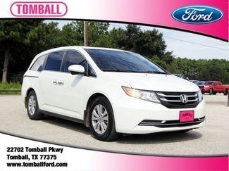 2017 Honda Odyssey EX-L in Tomball, TX 77375
