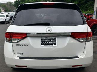2017 Honda Odyssey EX-L Waterbury, Connecticut 4