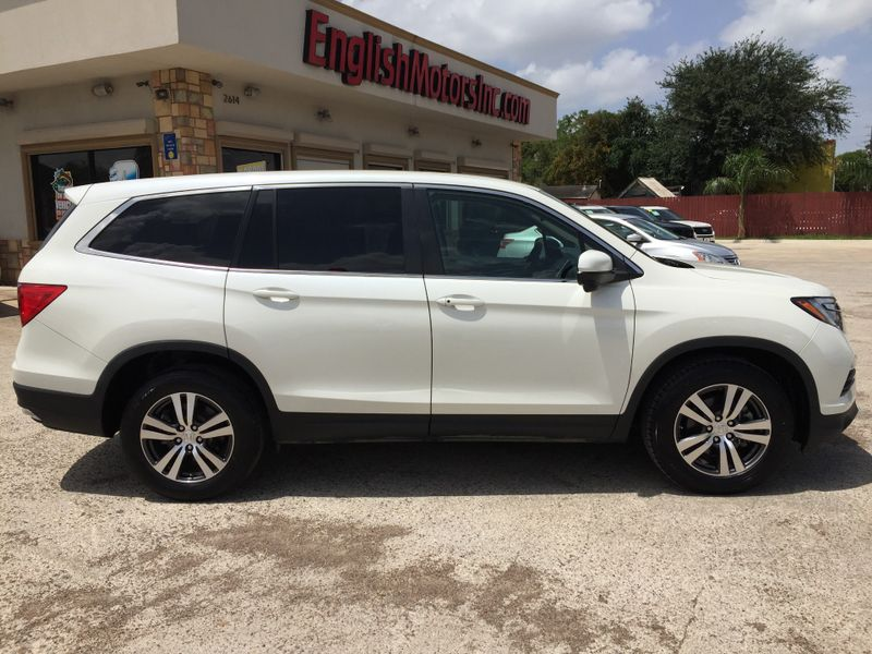 2017 Honda Pilot EX  Brownsville TX  English Motors  in Brownsville, TX