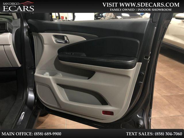 2017 Honda Pilot EX-L in San Diego, CA 92126