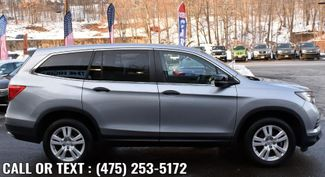 2017 Honda Pilot LX Waterbury, Connecticut 5