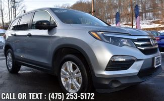 2017 Honda Pilot LX Waterbury, Connecticut 6