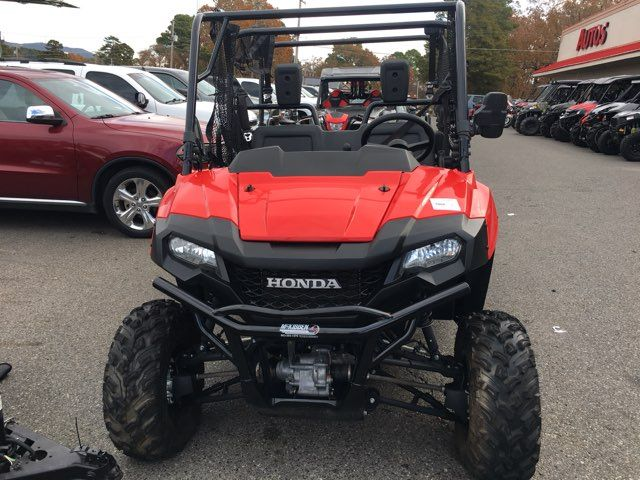 2017 Honda Pioneer  - John Gibson Auto Sales Hot Springs in Hot Springs Arkansas