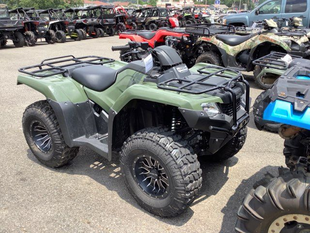 2017 Honda Rancher   - John Gibson Auto Sales Hot Springs in Hot Springs Arkansas