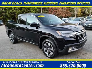 "2017 Honda Ridgeline RTL-E 4WD Leather/Sunroof/Navigation/18"" Alloys in Louisville, TN 37777"
