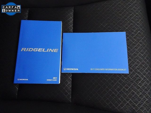 2017 Honda Ridgeline RT Madison, NC 44