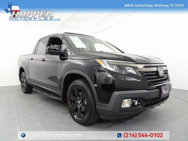 2017 Honda Ridgeline Black Edition in McKinney, Texas 75070