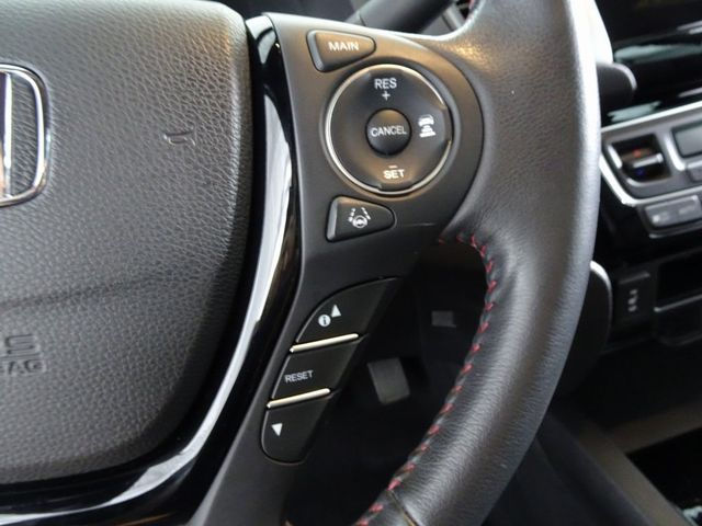 2017 Honda Ridgeline Black Edition in McKinney, Texas 75070