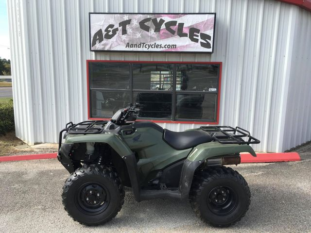 2017 Honda TRX420FM1H FOURTRAX RANCHER in Tyler, TX 75703