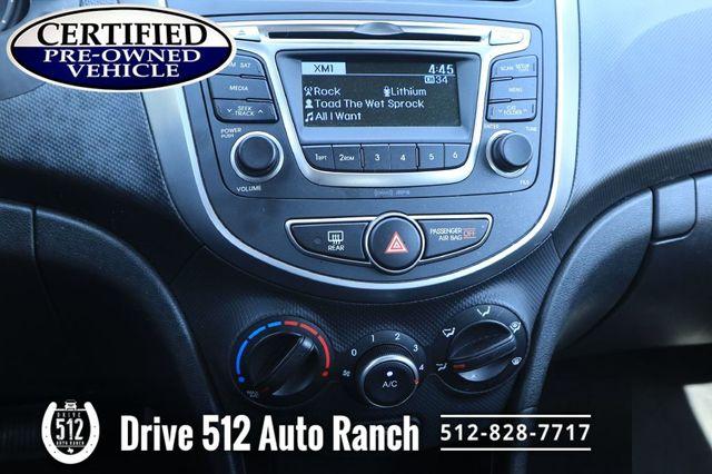 2017 Hyundai Accent SE in Austin, TX 78745