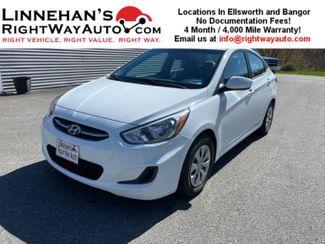 2017 Hyundai Accent SE in Bangor, ME 04401