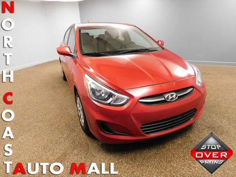 2017 Hyundai Accent SE in Bedford, Ohio