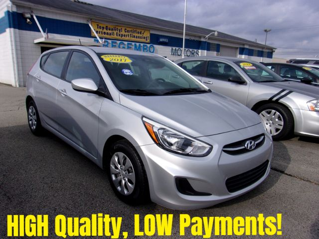 2017 Hyundai Accent SE in Bentleyville, Pennsylvania 15314