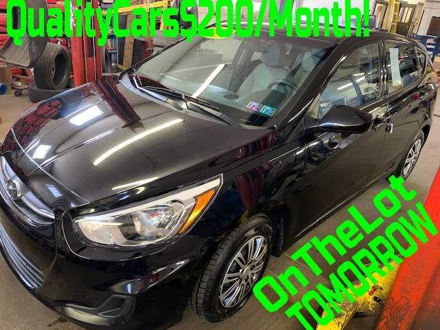 2017 Hyundai Accent 5D SE in Bentleyville, Pennsylvania 15314