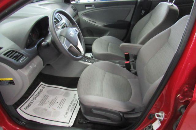 2017 Hyundai Accent SE Chicago, Illinois 12