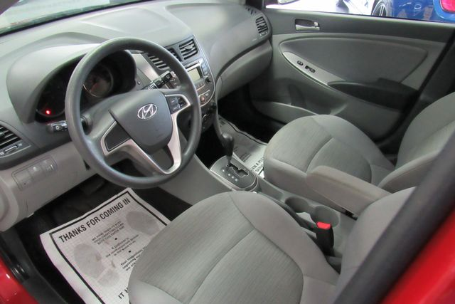 2017 Hyundai Accent SE Chicago, Illinois 13
