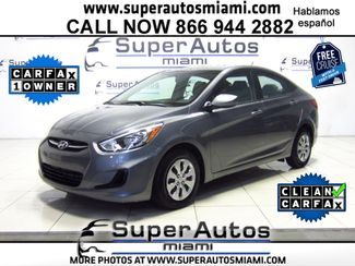 2017 Hyundai Accent SE in Doral FL, 33166